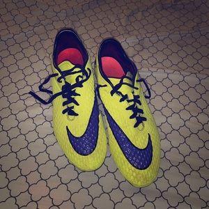 Nike soccer cleats!